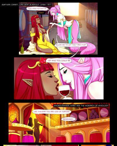 Lunareth Queen of Butts - part 2