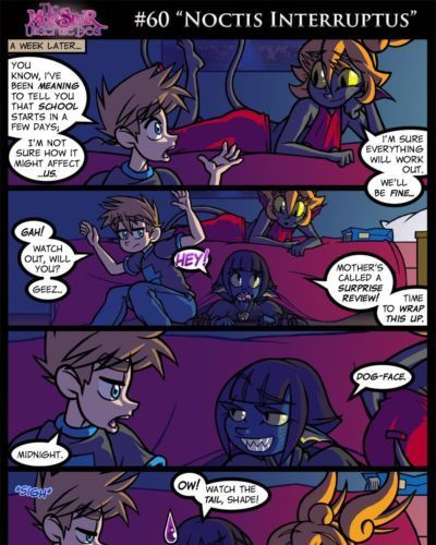 Brandon Shane The Monster Under the Bed Ongoing - part 4