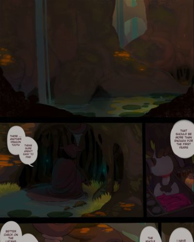 Lumo Pony Academy Chapter 5 : The Forest\