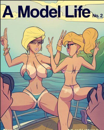Jab Comix - A Model Life 2