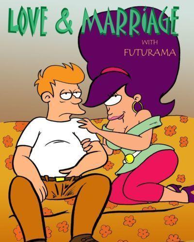 Футурама любовь и Брак