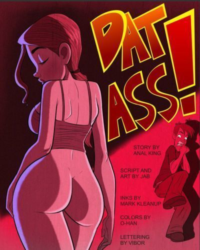 Jab Comix - Dat Ass !