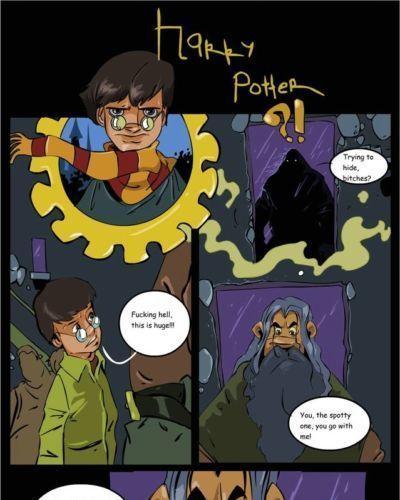 Harry potter disegnato Sesso parte 3