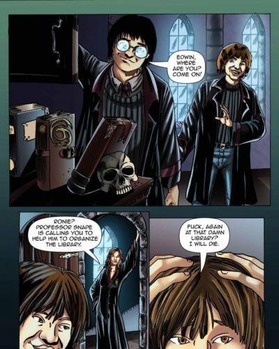 Harry potter Bài học biến đổi