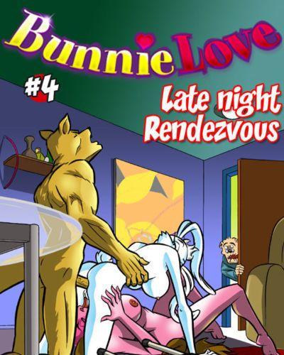 bunnie aşk 4 geç Gece Rendezvous