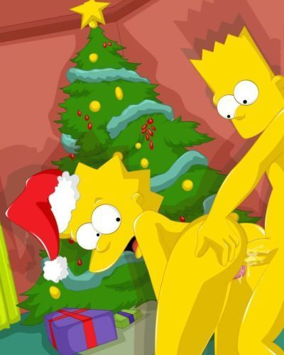 Simpsons - Christmas
