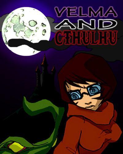 SCOOBY DOO - Velma And Cthulhu