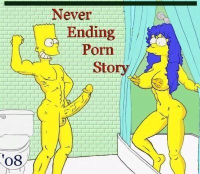 从来没有 结束 色情 故事 (simpsons)