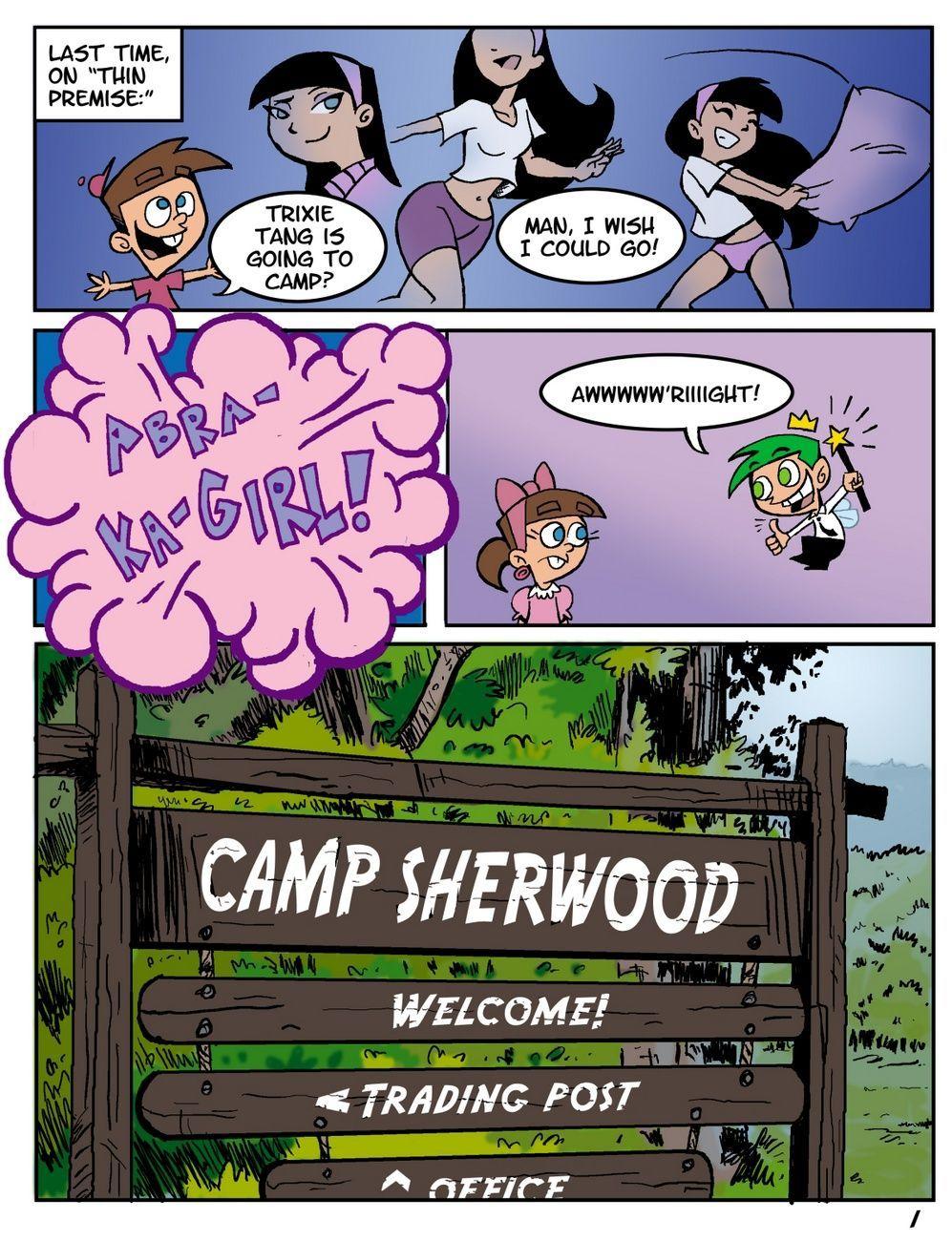 Camp Sherwood Mr D