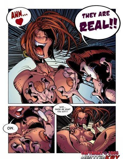 Lilly Heroine 13 - True Love 1