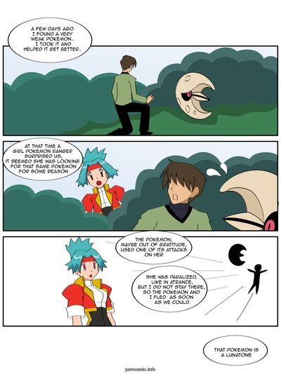 Pokemon- Fly me to Moon