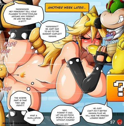 Princess Peach- Help Me Mario! - part 3