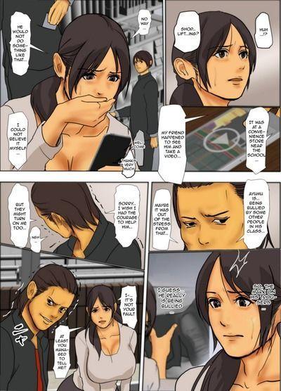Sacrificial Mother- Hentai - part 2