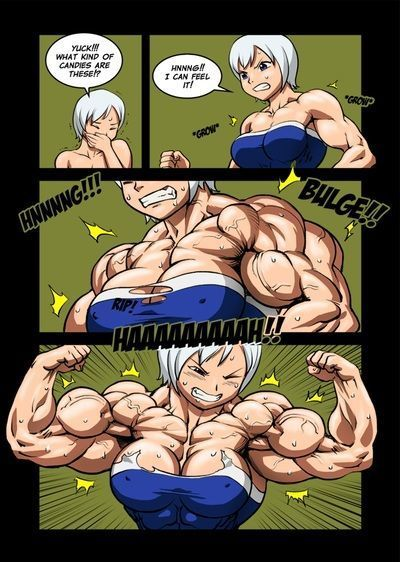 Magic Muscle (Fairy Tail) - part 2