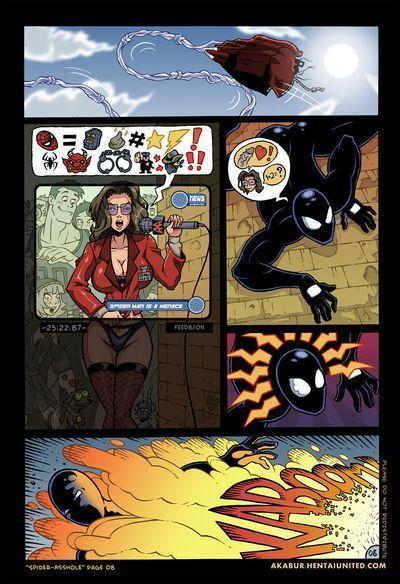 [Akabur] Spider-Asshole (Complete) & Gryffindor Pionts