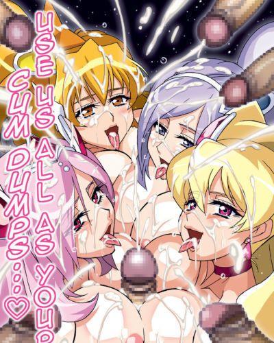 Studio Mizuyokan (Higashitotsuka Rai Suta) SEPASD DL (Fresh Precure!) Digital - part 2