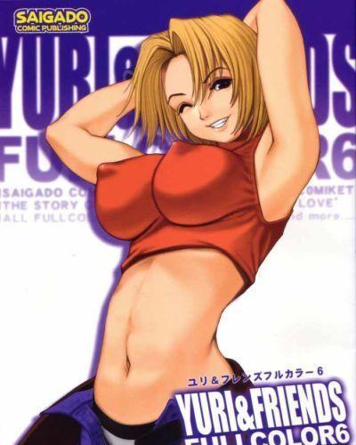 (C64) Saigado Yuri & Friends Fullcolor 6 (King of Fighters) Decensored