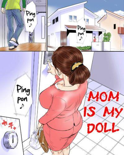 Jinsukeya (Jinsuke) Kaasan wa Boku no Ningyou da - Mom Is My Doll =LWB= Digital