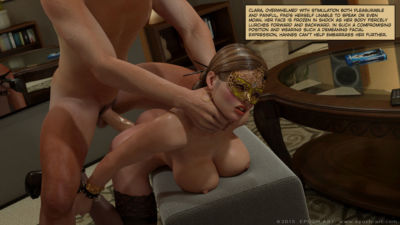 Clara Ravens 4- Colombina's Illusion - part 26