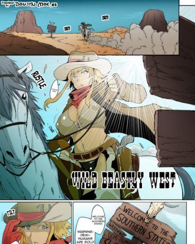 Fan no Hitori – Wild Beastly West
