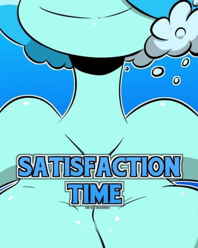Satisfaction Time 1 & 2
