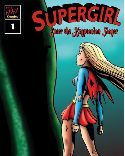 Supergirl Demonic Bloodsport