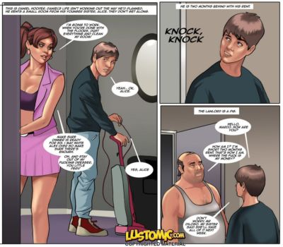 Lustomic – Daniel's Big Break
