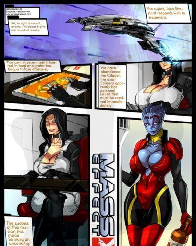 Mass Effect- Minute Of Rest For Miranda
