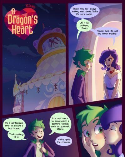 A Dragons Heart- 7 Nights