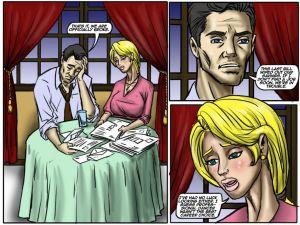मंदी उदास - पत्नी मजबूर करने के लिए पट्टी - हिस्सा 3