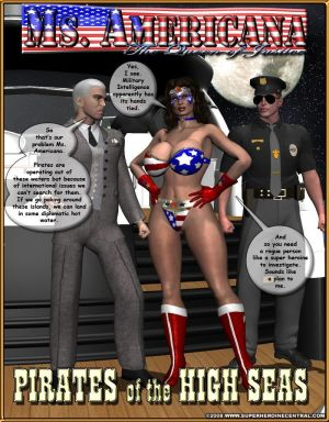 Ms Americana – Pirates of the High Seas
