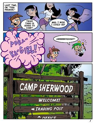 Camp Sherwood - part 6