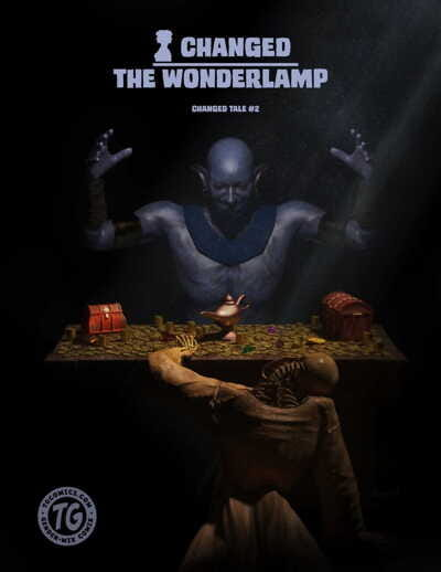 Stger- Changed The Wonderlamp