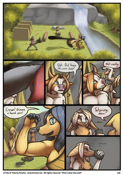 A Tale Of Tails 3 - Rooted In Nightmares