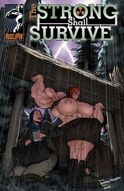 MuscleFan – The Strong Shall Survive Issue 04
