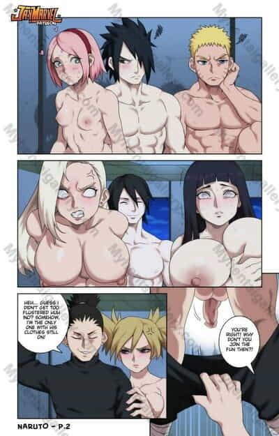 Naruto The Last 1 - Strip Shogi