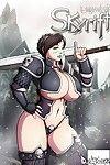 Legend of Skyrift vol 1 [onagi]