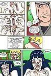 Help him train, Hinata. (Naruto)