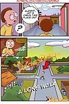 Rick and Morty- Pleasure Trip