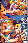 Hot Coffee - Power Girl x Power Man