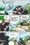 [KimMundo] 서버가 맛이가면 - When the Servers go Down (League of Legends)  {Cabbiethefirst} [Colorized] - part 8