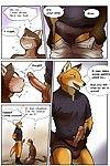 Maririn Neko x Neko 2 - Fox and Cat
