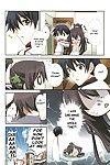 (C84) CHAGASHI SAIBAN (Yamabuki Mook) Burst Up!Infinite Stratos FAN BOOK (Infinite Stratos)Life4Kaoru