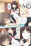 PiT (Natsuki Shuri) Hutae Saki (Saki) Yuri-ism Digital