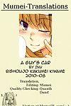 Inu Otokonoko no Kuruma - A Guy\'s Car (Bishoujo Kakumei KIWAME 2010-08 Vol. 9) {MumeiTL} Decensored