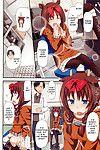 Takayaki Seiya No Caribou♀Fallin\' Love - Caribou Fall in Love at X\'mas (COMIC Megastore 2012-02) thetsuuyaku