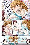 TOYATEI (Toyama Kousei) Welcome to NERV Elevator -Full Color Edition- (Neon Genesis Evangelion) - part 2