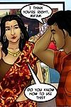 Savita Bhabhi 73- Caught in the Act - part 6
