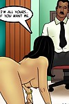 Savita Bhabhi 73- Caught in the Act - part 7