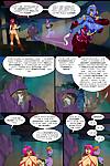 Savage Sword of Sharona- 4 Blood Moon Rising
